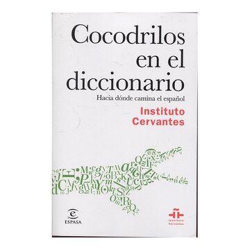 portada Cocodrilos en el Diccionario