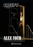 Creepy Presenta Alex Toth - Alex Toth - Planeta DeAgostini Cómics