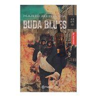 portada Buda Blues - Mario Mendoza - Grupo Planeta