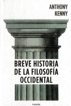 portada Breve Historia de la Filosofía Occidental