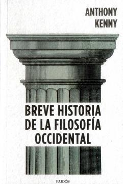 portada Breve Historia de la Filosofía Occidental