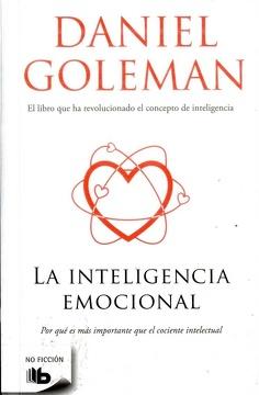 portada Inteligencia Emocional, la