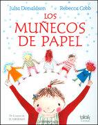 Los Muñecos de Papel - Julia Donaldson - B De Blok