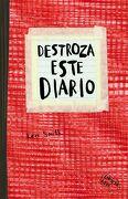Destroza Este Diario - Rojo - Keri Smith - Paidos