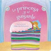 Fairytale Picture Board Books: La Princesa y el Guisante - PARRAGON BOOK - PARRAGON BOOK