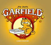 GARFIELD #02 (1980-1982) - Jim Davis - Planeta DeAgostini