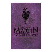 Danza de Dragones. Canción de Hielo y Fuego v (Edición de Bolsillo) - George R.R. Martin - Debolsillo