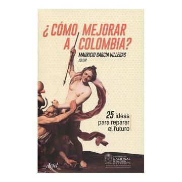 portada Cómo Mejorar a Colombia?
