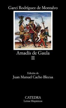 portada Amadís de Gaula, ii: Vol 2 (Letras Hispánicas)