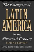 The Emergence of Latin America in the Nineteenth Century (libro en inglés) - David Bushnell; Neill Macaulay - Oup Usa