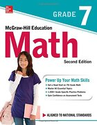 Mcgraw-Hill Education Math Grade 7, Second Edition (libro en inglés) - Mcgraw-Hill Education - Mcgraw Hill Book Co