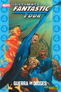 Ultimate 68. Fantastic Four 6. Guerra de Dioses (Colecionable Ultimate) - Mike Carey - Panini