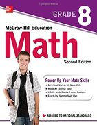 Mcgraw-Hill Education Math Grade 8, Second Edition (libro en inglés) - Mcgraw-Hill Education - Mcgraw Hill Book Co