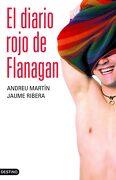 El Diario Rojo de Flanagan - Andreu Martín,Jaume Ribera - Destino Infantil & Juvenil