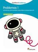 Problemas 1 Santillana Cuadernos - 9788468012452 - Varios Autores - Santillana