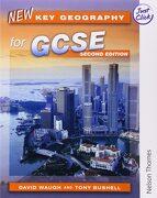 New key Geography for Gcse Second Edition (libro en inglés) - David Waugh; Tony Bushell - Nelson Thornes