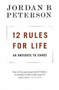 12 Rules for Life: An Antidote to Chaos (libro en inglés) - Jordan B. Peterson - Allen Lane