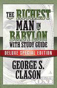 The Richest man in Babylon With Study Guide: Deluxe Special Edition (libro en inglés)