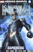 Nova 02. Sapiencial - Dan Abnett,Andy Lanning,Wellington Alves - Panini Marvel Exclusiva
