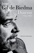 Diarios 1956-1985 - Jaime Gil de Biedma - Lumen