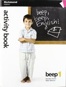 Beep, 1 Educación Primaria. Activity Book (libro en Inglés) - Robin Newton,Brendan Dunne - Richmond