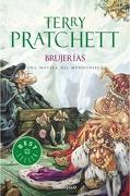 Brujerías (Mundodisco 6) - Terry Pratchett - Debolsillo
