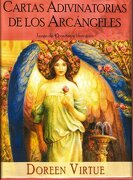 Cartas Adivinatorias de los Arcángeles - Juego de 45 Cartas y Libro de Guía - Doreen Virtue - Guy Tredaniel Ediciones