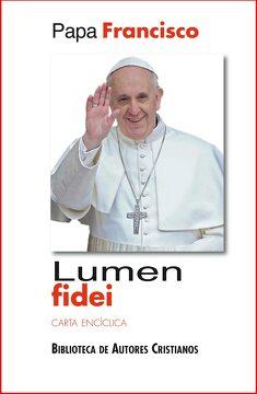 portada Lumen Fidei: Carta Enciclica