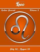 Leo Zodiac Journal - Volume 2 (libro en inglés)