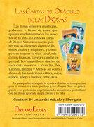 Las Cartas del Oráculo de las Diosas: 44 Cartas del Oráculo y Libro Guía - Doreen Virtue - Arkano Books