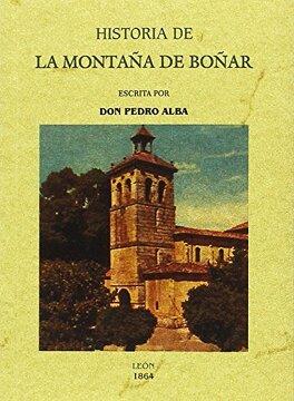 portada Historia de la Montaña de Boñar