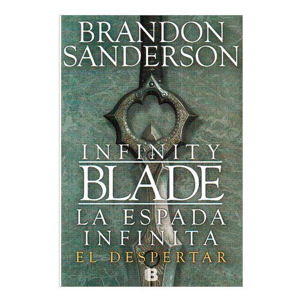 Infinity blade 1: la espada infinita. el despertar; brandon sanderson