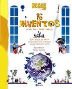 Saber más -16 Inventos Muy, muy Importantes (Castellano - a Partir de 8 Años - Álbumes - Saber Más) - Francisco Climent Garran - Bruño