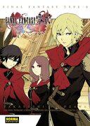 Final Fantasy Type 0 - Takatoshi Shiozawa - Norma Editorial S.A
