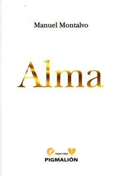 portada Alma (Pigmalion)