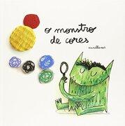 O Monstro de Cores (libro en Gallego) - Anna Llenas Serra - Editorial Flamboyant, S.L.