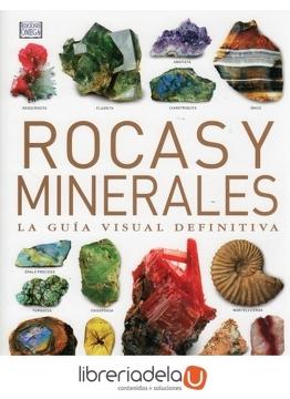 portada Rocas y Minerales: La Guía Visual Definitiva