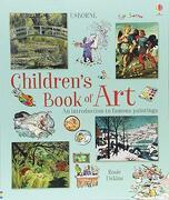 Children's Book of art (libro en inglés) - Rosie Dickins - Usborne