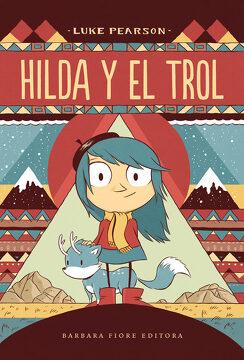portada Hilda y el Trol