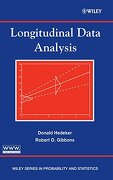 Longitudinal Data Analysis (libro en Inglés) - Donald Hedeker; Robert D. Gibbons - Wiley John + Sons