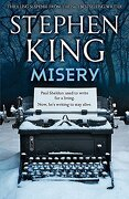 Misery (libro en Inglés) - Stephen King - Hodder & Stoughton