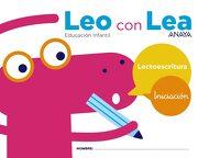 Leo con Lea. Iniciación. - 9788469829639