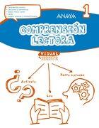 Comprensión Lectora 1. (Visualmente) - 9788469831632 - Anaya Educación - Anaya Educación