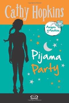 portada 4 - Pijama Party - Amigas y Amores (libro en Inglés)