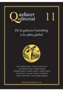 Quehacer Editorial 11 - de la Galaxia Gutenberg a la Aldea Global - Alejandro Zenker - Ediciones Del Ermitaño