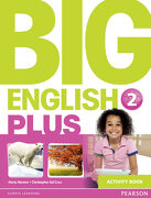 Big English Plus 2 Activity Book (libro en Inglés) - Mario Herrera - Pearson Education