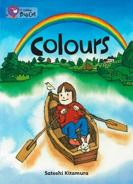 portada Colours Workbook (Collins big Cat) (libro en inglés)
