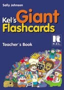 Kel`S Giant Flashcards Teacher´S boo - Johnson Sally - Kel