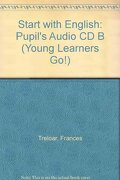 Young Learners go - Start With English b Pupils Book Cds: Pupil's Audio cd b (libro en inglés) (Audiolibro) - Frances Treloar; Steve Thompson - Marshall Cavendish