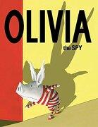 Olivia the spy (libro en inglés) - Ian Falconer - Atheneum Books